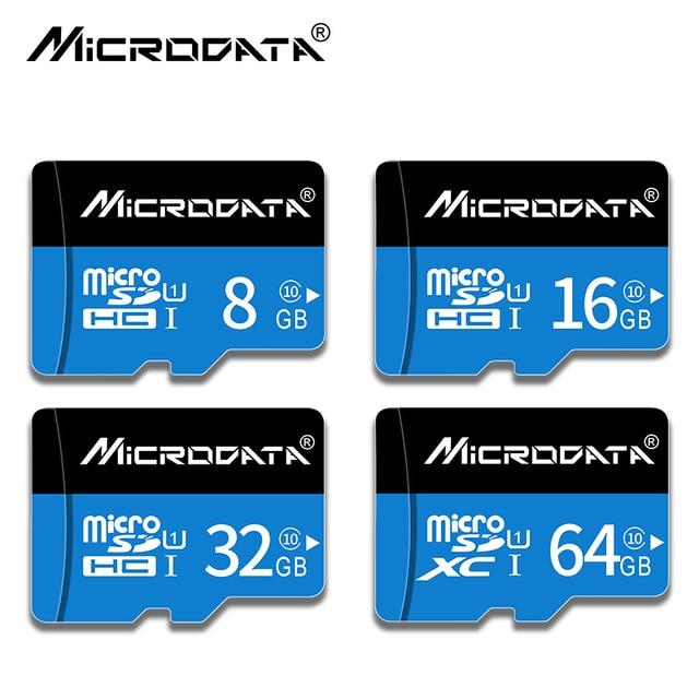 2019 mejor vendedor sd micro tarjeta de memoria 128 gb 64 gb 32 gb 16 gb 8 gb tarjeta sd micro cartao de memoria para teléfono móvil/MESA + paquete
