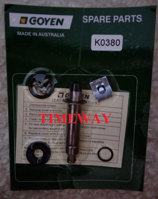 GOYEN REPAIR KIT  K0380 with 220 / 240VAC