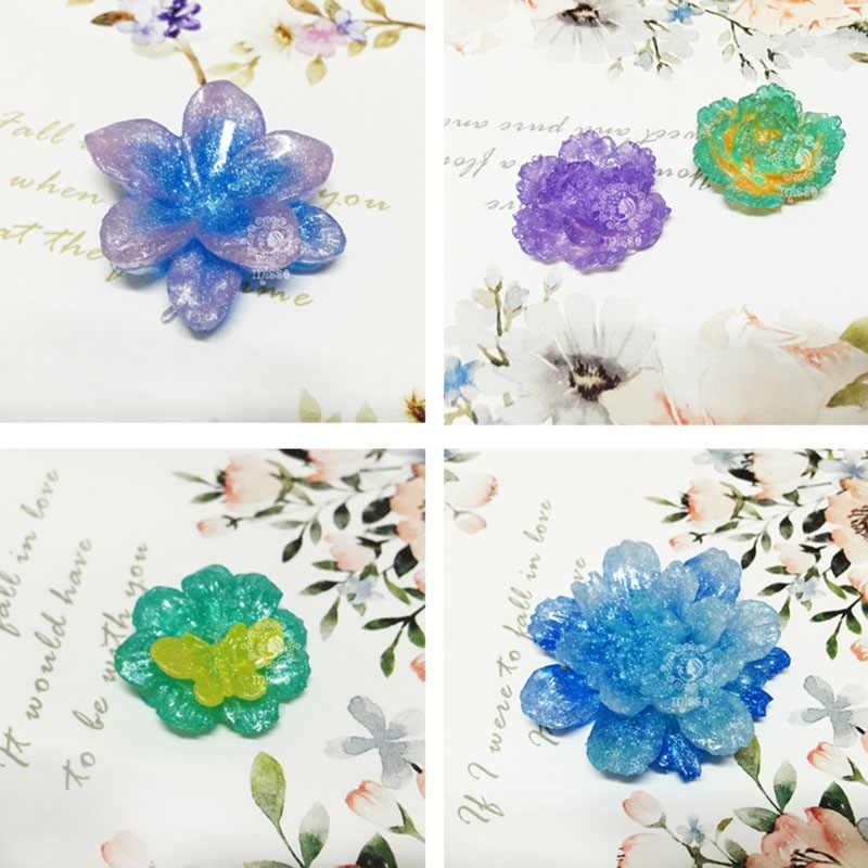 1 Pcs Uv Resin Glue Pigment Color Powder Decoration Durable Diy Making Crafts Dc112