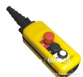 Waterproof dual 2 speeds hoist switch double speeds push button waterproof dual 2 speeds hoist switch double speeds push button crane switch pendant controller in switches from lights lighting on aliexpress aloadofball Choice Image