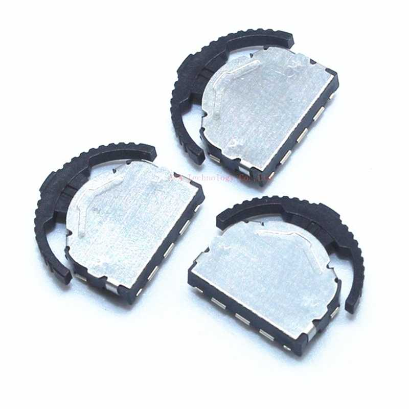 10 sztuk/zestaw duża główka SMD 3-Pin statyw pokrętło przełącznik dwupozycyjny dla MP3 MP4 telefon