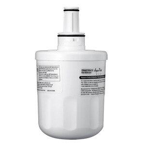 Image 3 - מכירה לוהטת באיכות גבוהה ביתי Da29 00003g אקווה טהור בתוספת מקרר מים מסנן החלפה עבור Samsung אספקת מים מסנן 1 חתיכה
