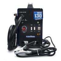 MIG 130 Welder 220V Gas Less MIG Welder Flux Core Wire Automatic Feed Welding Machine