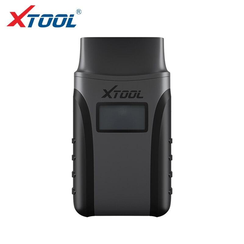 XTOOL Anyscan A30 Todo o sistema do carro detector leitor de código de OBDII scanner para EPB reinício Do Óleo OBD2 ferramenta de diagnóstico atualização gratuita online