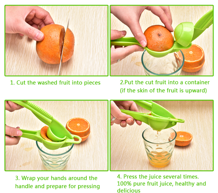 HTB12QsMXQT2gK0jSZFkq6AIQFXaC Lemon orange citrus juicer kitchen accessories household multi-functional mini portable blender kitchen tool press manual handle