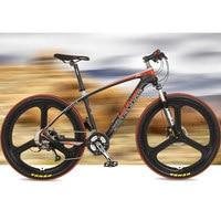S600 27 Speeds 26 Inches Carbon Fiber Frame Oil Disc Brake Magnesium Alloy Rim Mountain Bike
