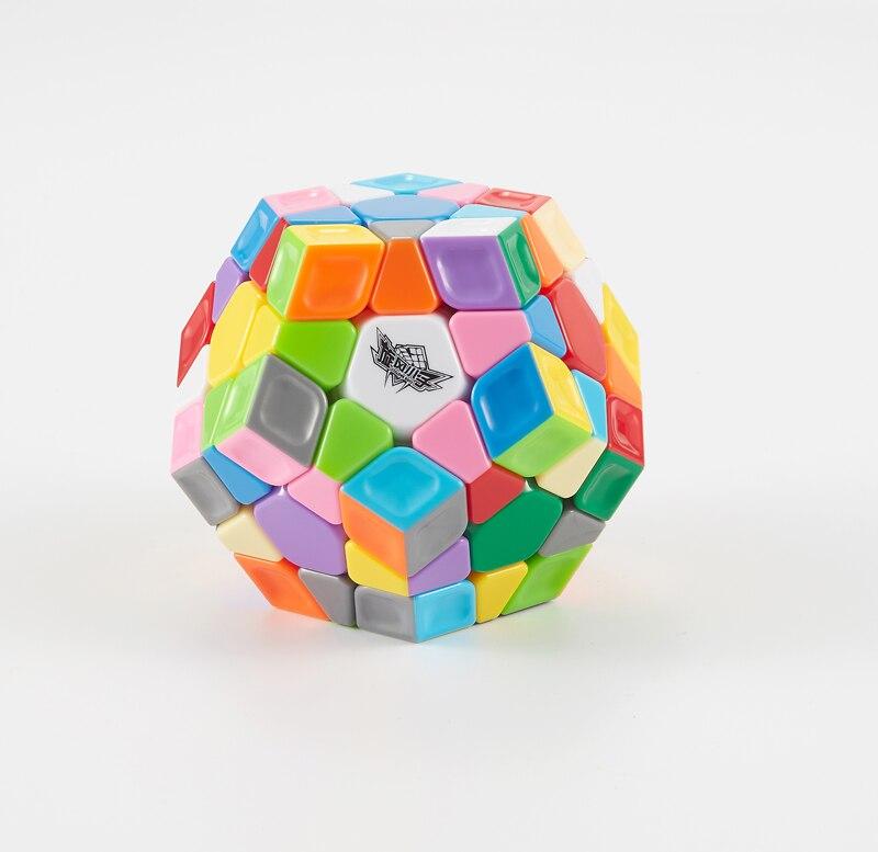 Cyclone Garçons Megamin Cube Stickerless