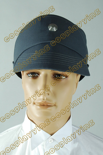 Star wars Imperial Officer Cosplay Costume Men's Cap Hat Black Grey Olive in 3 Colors Free Shipping