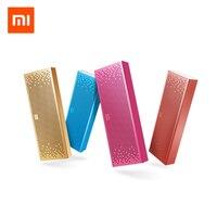 Original Xiaomi Mi Bluetooth Speaker Micro SD Aux In Handsfree Call Stereo Portable Bluetooth 4 0