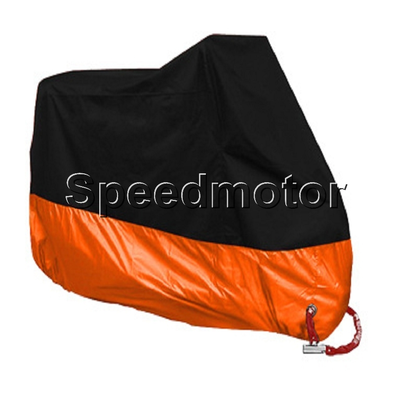 14 colors M/L/XL/XXL/3XL/4XL Motorcycle Cover Waterproof Outdoor Uv Protector Bike Rain Dustproof Motorbike Motor Scooter цена