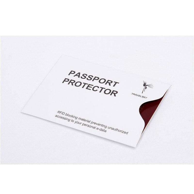 RFID Credit ID Card Holder Business Card Blocking Sleeve Secure ...