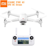 Xiaomi FIMI A3 5,8G gps Камера Drone 1 км FPV 25 минут с 2 осное 1080 P Камера RC Quadcopter RTF Follow Me