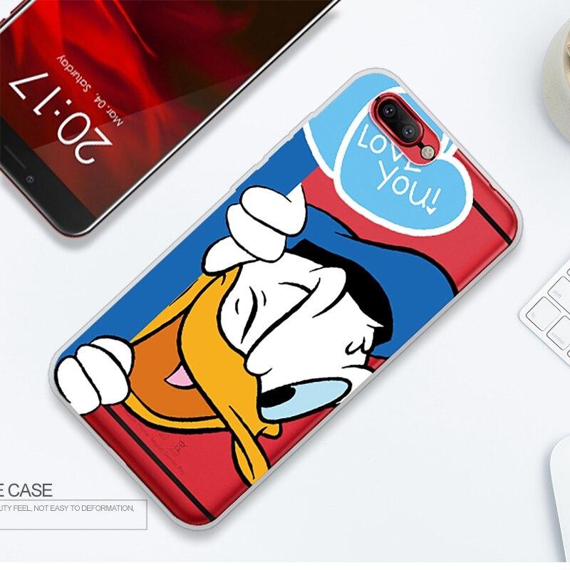 For Ulefone Gemini Pro Case Cover Silicone Minnie Mouse Phone Case For Ulefone Gem Case Coque For Ulefone Gemini Pro Case Capas
