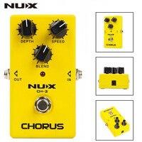 NUX CH 3 Electric Guitar Effect Pedal Chorus Low Noise BBD True Bypass Guitarra Effect Pedal