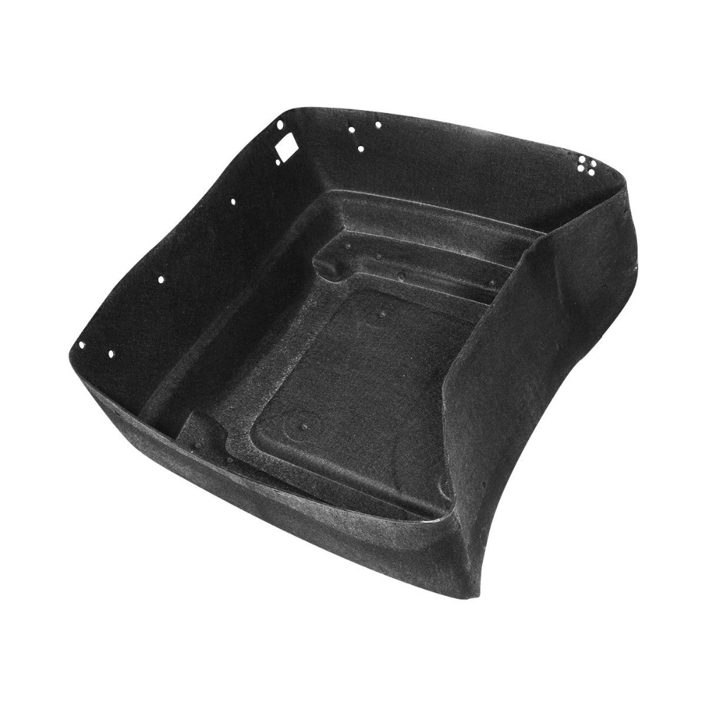 Motorcycle King Tour Pak Pack Trunk Insert Carpet Liner For Harley Road King Road Glide Street