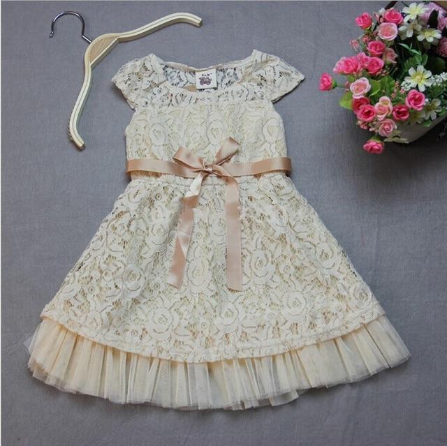 Vintage-Inspired Girls Dresses