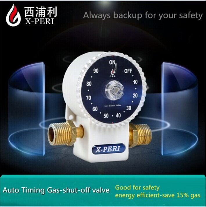 Gas Fireplace gas fireplace shut off valve : Gas Saver and Safety Auto Gas Shut Off Timer for Gas Cylinder, Gas ...