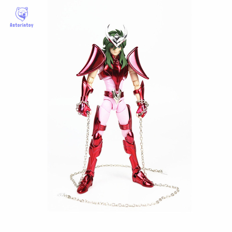 in stock shun Andromedae TV Saint Seiya Cloth EX metal armor GREAT TOYS GT toy PayPal Payment in stock death mask cancer saint seiya myth cloth ex s temple st metal club mc ex toy release 2017 4 02 paypal payment