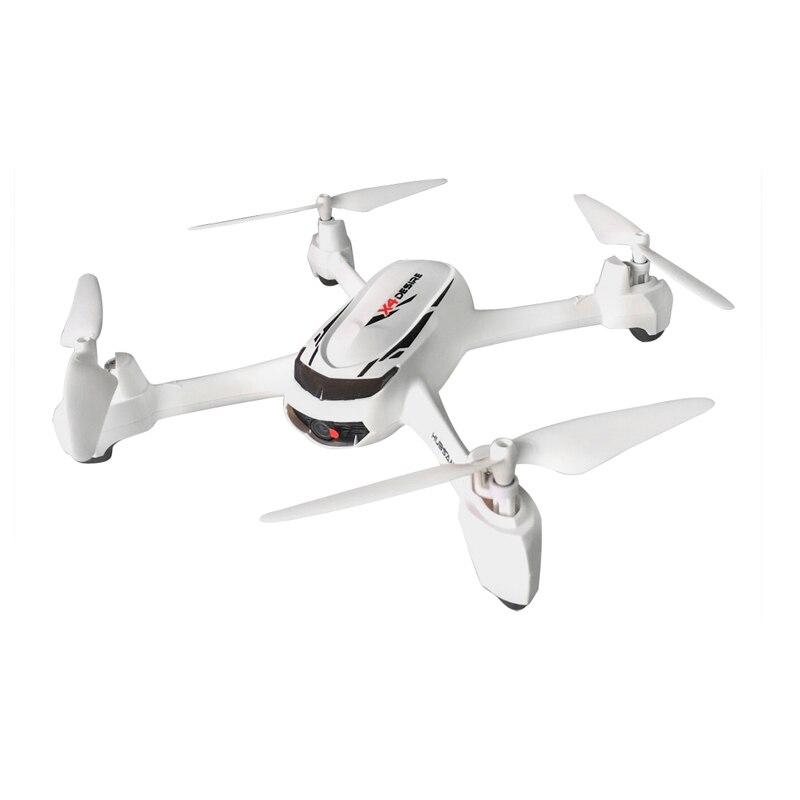 Hubsan X4 H502S RC Drone 5.8G FPV GPS Mode d'altitude RC quadrirotor 720 P HD caméra un retour de clé avec télécommande intelligente - 4