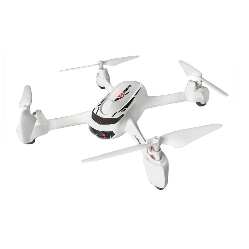 Hubsan X4 H502S RC Drone 5,8G GPS FPV altitud modo RC Quadcopter con HD 720 P Cámara una retorno clave con Control remoto inteligente - 4