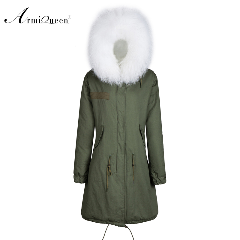 white fox fur long parka wholesale winter parka winter dress long style color fox fur lining with hooded retail