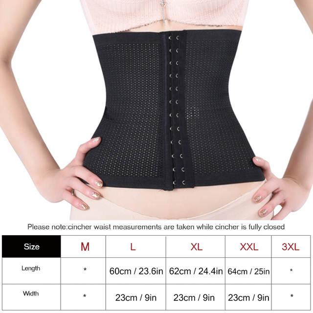 Online Shop Sexy Women Stomach Shapers Waist Shaper Body Shaper Women  Underwear Seamless Weight Loss Stomach Wrap Tummy Control Belt  5817423c5357