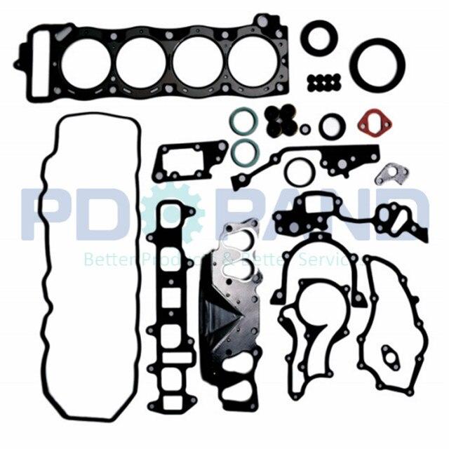 22r Engine Overhaul Rebuilding Gasket Kit 04111 35342 For Toyota