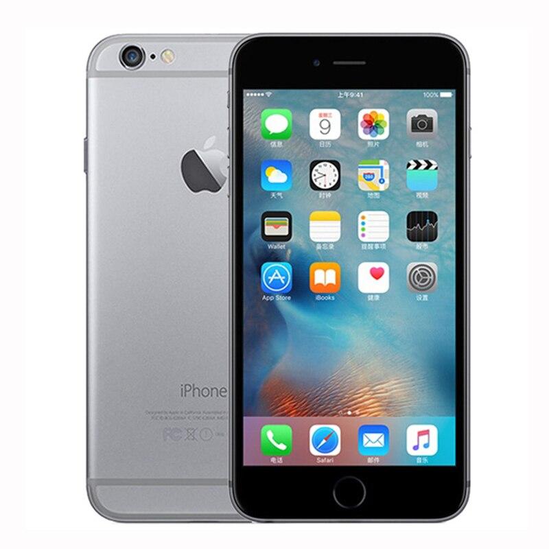 "Unlocked Apple iPhone <font><b>6</b></font> <font><b>plus</b></font> ROM 5.5"" Camera 4K fingerprint phone"