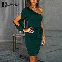 a1ce95e689a21 Großhandel sexy shoulder slit dress Gallery - Billig kaufen sexy ...