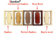SHANDIAN Wooden USB Flash Drive pendrive 8GB 16G 32GB