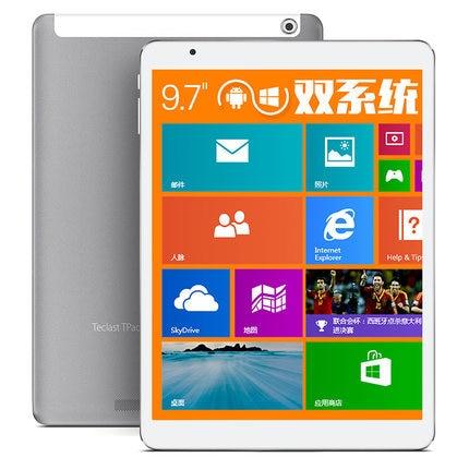 NOUVEAU! Arrive Teclast X98 air ii quad-Core 9.7 pouces Tablette PC Z3736F 2g LPDDR3 32g eMMC 2048X1536 HDMI