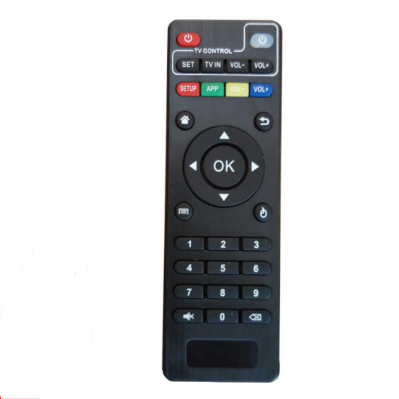 Télécommande de remplacement sans fil pour H96 pro/V88/MXQ/Z28/T95X/T95Z Plus/TX3 X96 mini Android TV Box pour Android Smart TV Box