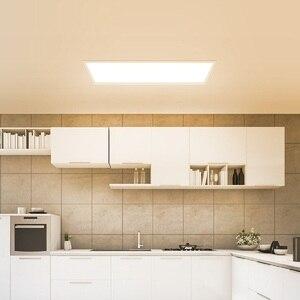 Image 3 - Yeelight LED Downlight Ultra Thin Dustproof LED Panel Light Bedroom Ceiling Lamp For Smart Home Kits