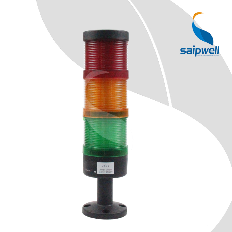 Exceptional 6W 12/24/110/220V DC 3 Layer LED Signal Tower Lamp / Industrial ABS Steady  Light Warning Light (LT 70 3) In Indicator Lights From Lights U0026 Lighting On  ...