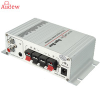 Car Stereo Power Amplifier Sound Mode Stereo Hi Fi 12V Digital Auto Amp Radio Music Player