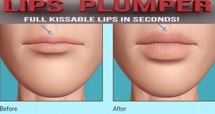Lip Booster EXTREME Lip Gloss ENHANCER PLUMPER VOLUME LIPS BIG SALE+FAST SHIPING