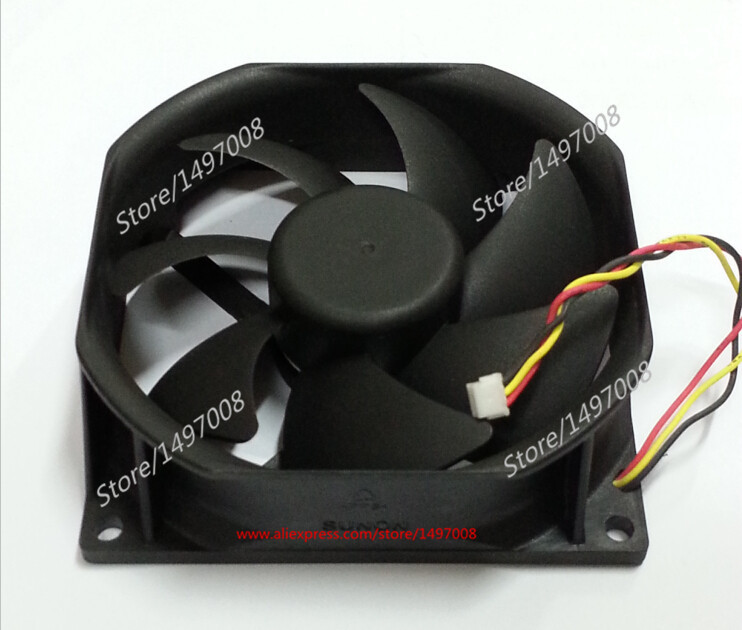 Free Shipping For SUNON PSD1285PTB1-A (2).B3452.R.GN DC 12V 3.7W 3-wire 3-pin connector 80mm 85x85X25mm Server Square fan free shipping for sunon gb1207ptv2 a 13 b4396 f gn dc 12v 2 2w 3 wire 3 pin connector 70mm 70x70x25mm server square cooling fan