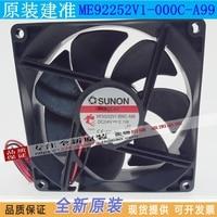 New sunon ME92252V1-000C-A99 9225 24 v 주파수 냉각 팬