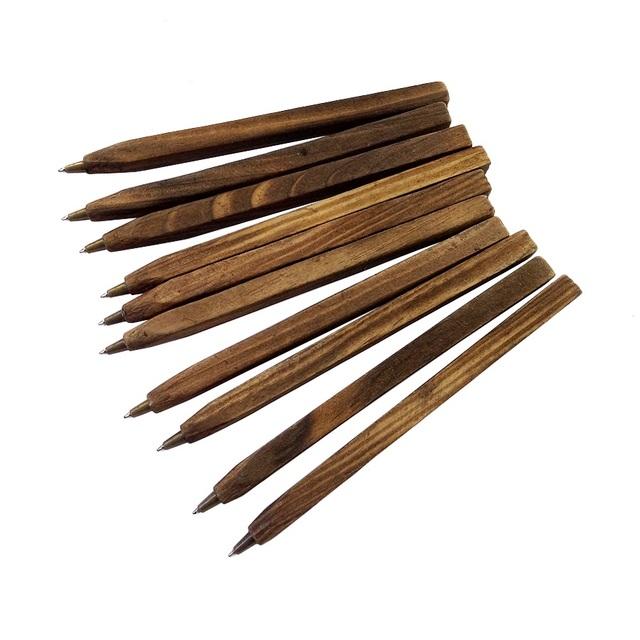 Retro Wooden Ballpoint Pen