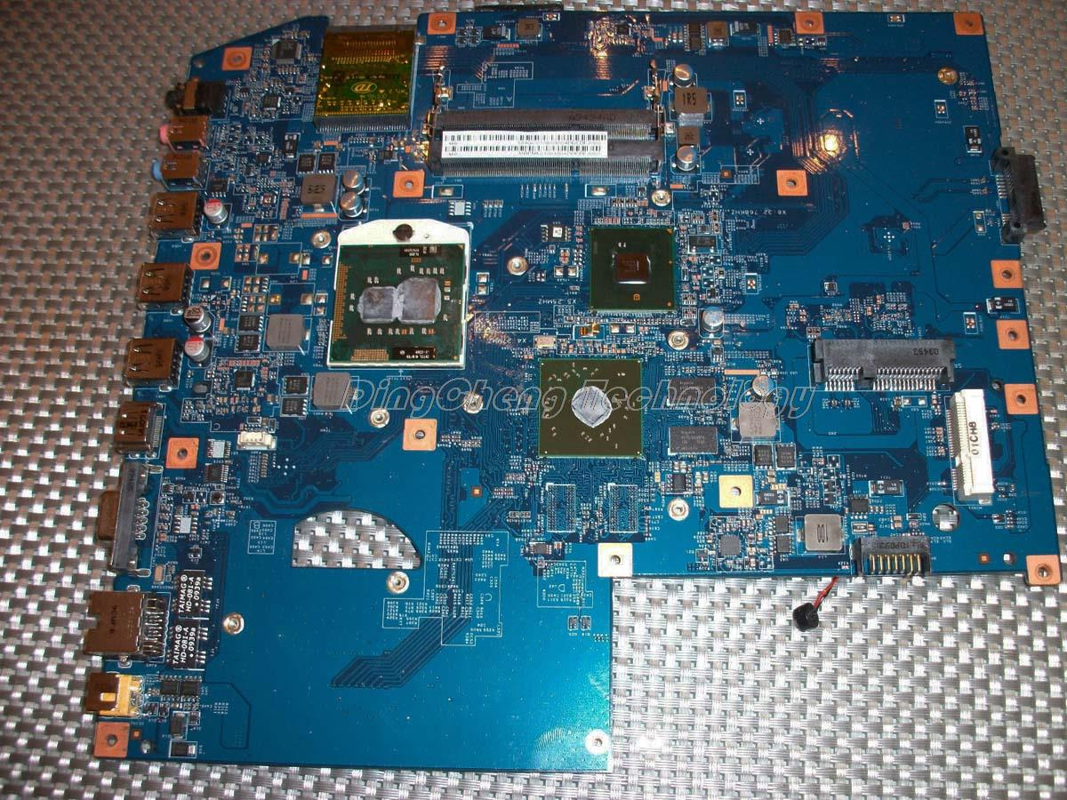 HOLYTIME laptop Motherboard For font b Acer b font 7740 7740G MB PNX01 001 JV70 CP