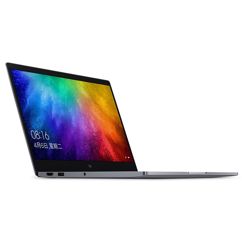 Xiao mi ar 2019 13.3 laptop laptop computador portátil windows 10 os/intel core i7 8550U 8 gb ram 256 gb ssd/sensor de impressão digital/câmera 1.0mp - 3