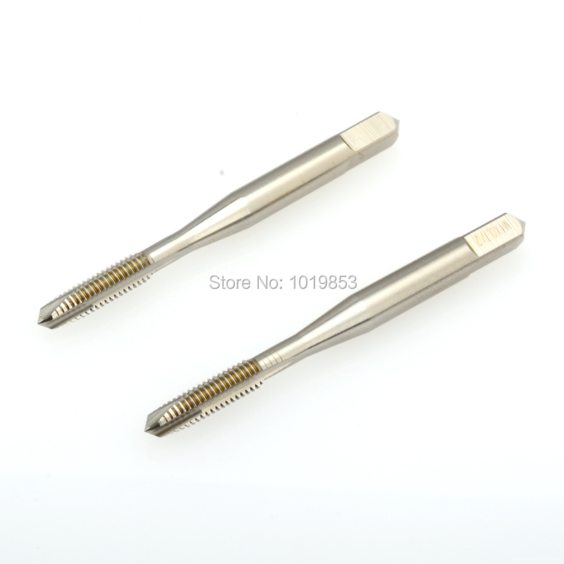 M4X0.7 spiral pointed screw taps metric thread POT taps for aluminum alloy  цены