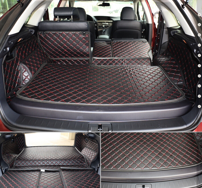 Lexus Rx350 Floor Mats: Best Quality! Special Trunk Mats For Lexus RX 350 2014