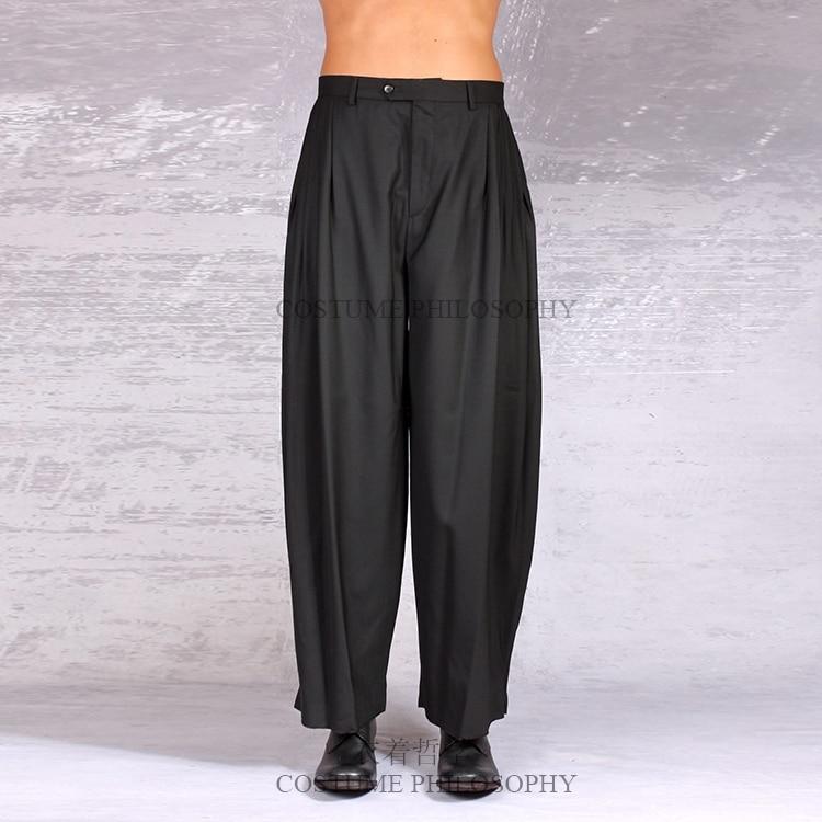 La Pantalon Gd Styliste 44 Hommes Automne Noir Mode Cheveux Haren De Lâche Hiver Et Confortable Taille Plus Vêtements 27 Costumes Nouveau wZ4qOcX