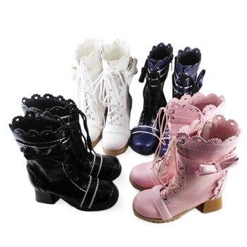 Princess sweet lolita gothic lolita boots shoes custom Tai an na 2012 lolita boots anti-slip soles an8063 фото