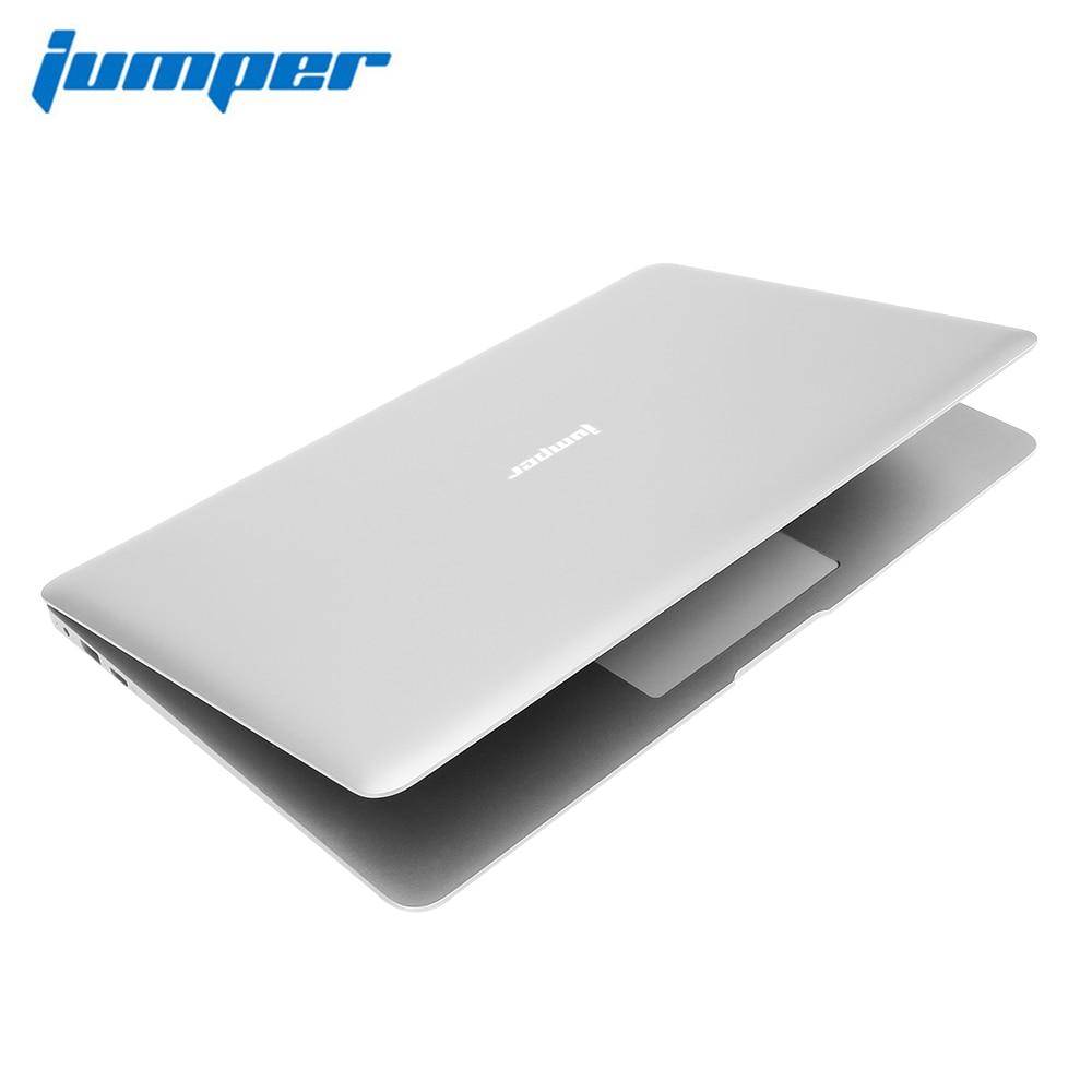 Джемпер ezbook 2 A14 ноутбук 14.1 дюймов Intel Cherry Trail Z8350 4 ядра 1.44 ГГц Оконные рамы 10 1080 P FHD 4 ГБ Оперативная память 64 ГБ EMMC ноутбука