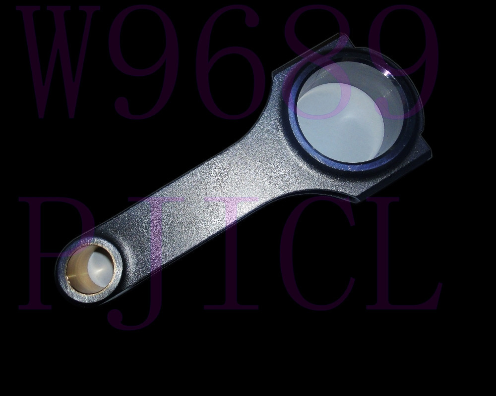 ФОТО billet forged connecting rod for suzuki g15 engine esteem maruti baleno apv escudo cultus cassia free shipping quality warranty