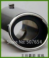 ¡Envío gratis! silenciadores Higher Star acero inoxidable para coches para Toyota Land Cruiser Prado FJ150/FJ120/2700 2009-2013