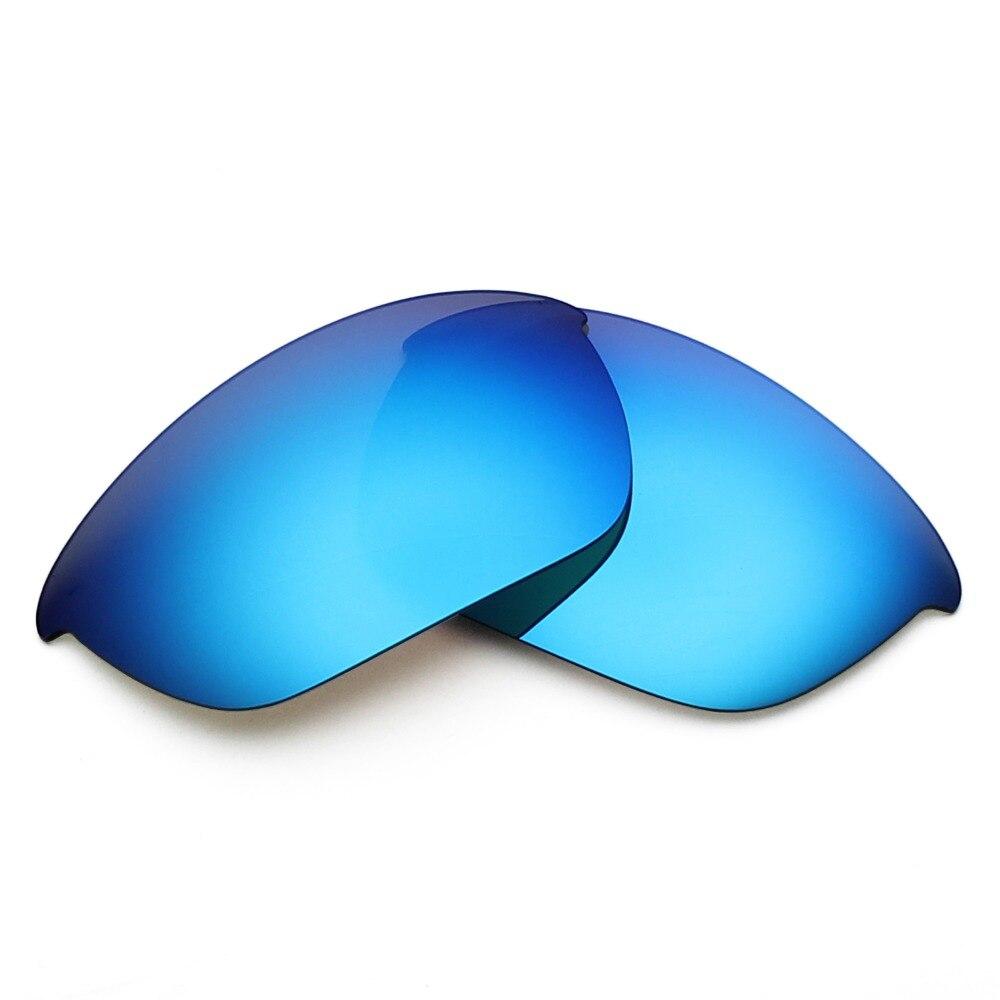 9f40100526e5a Mryok POLARIZADA Lentes de Reposição para óculos Oakley Half Jacket 2.0  Óculos De Sol De Gelo Azul em Acessórios de Acessórios de vestuário no ...