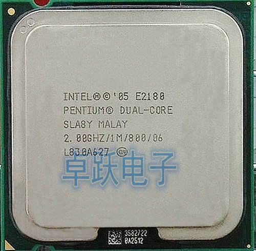 INTEL PENTIUM DUAL CPU E2180 2 GHZ WINDOWS XP DRIVER